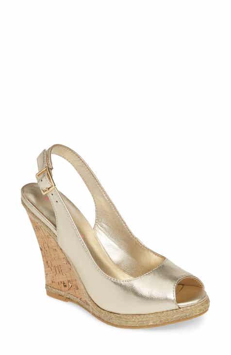 8a6d7979963b57 Lily Pulitzer® Krisie Slingback Wedge Sandal (Women)