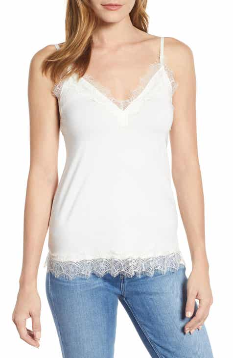 5c5300e95ed13 Rosemunde Billie Lace Trim Tank