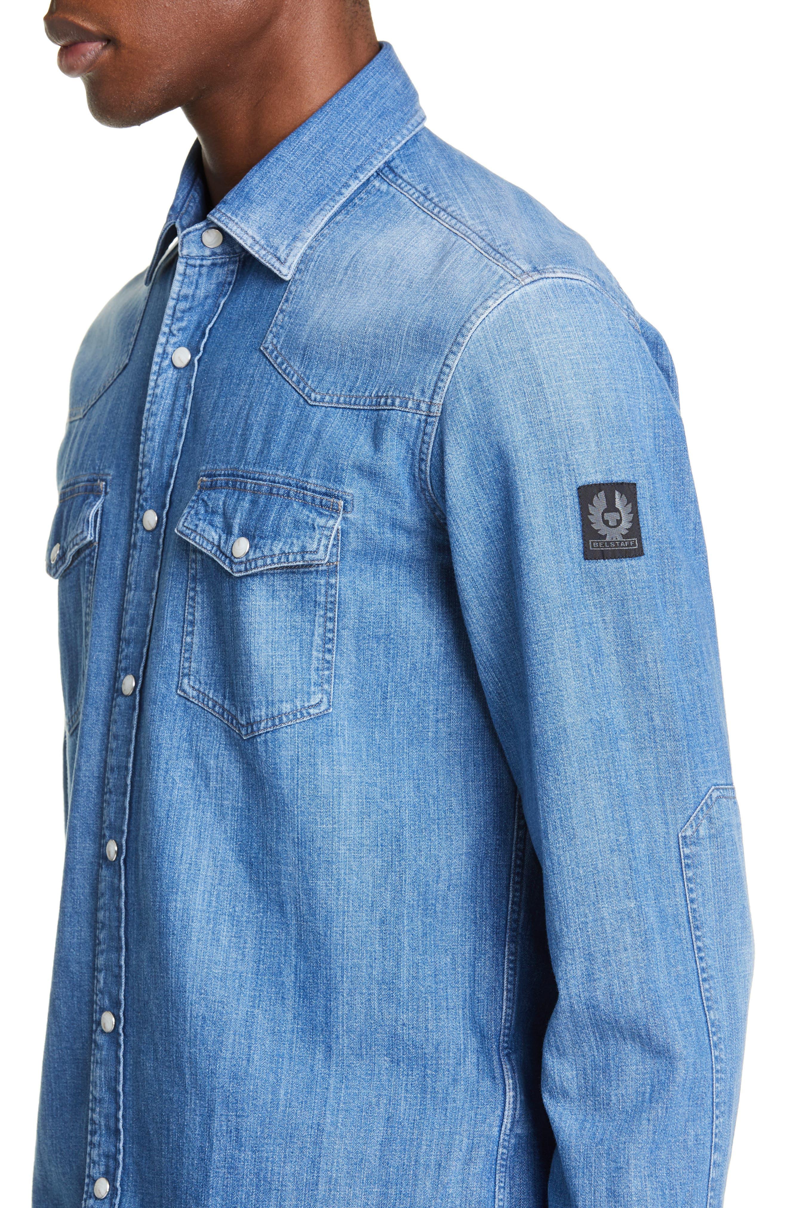 06ed528f73 Men s Belstaff Shirts