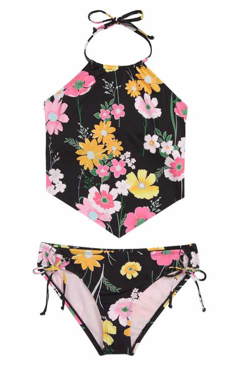 Hobie Flower Fields Two-Piece Swimsuit