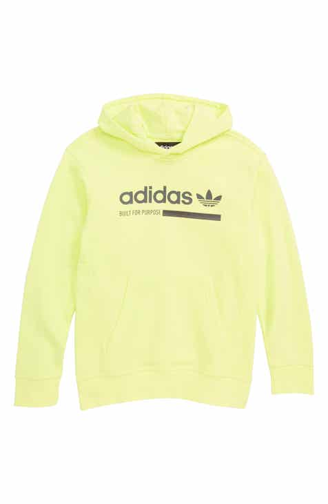 f12c7cec24c Tween Boys Adidas Originals: Tees, sweatshirts, sweaters & more ...