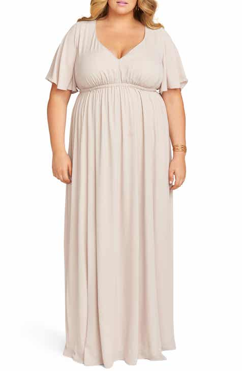 Bridesmaid Plus-Size Dresses | Nordstrom