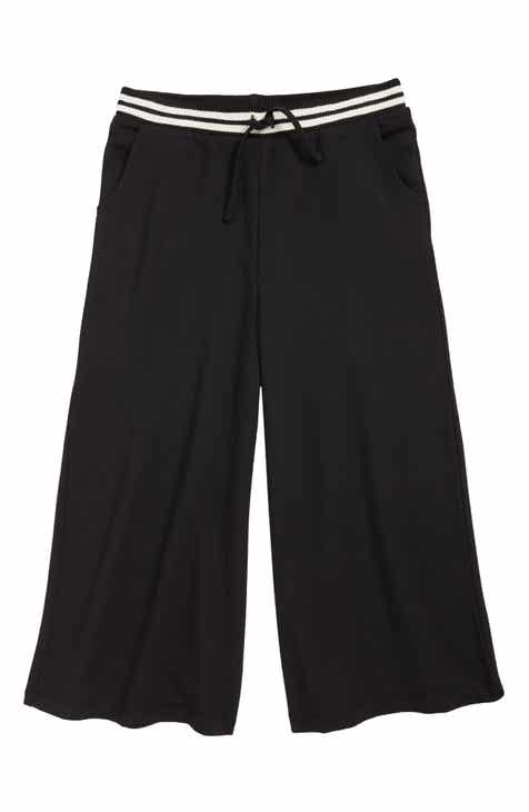 Tucker + Tate Sporty Wide Leg Sweatpants (Big Girls)