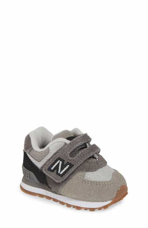 6faf4822a927 New Balance 574 Retro Surf Sneaker (Toddler