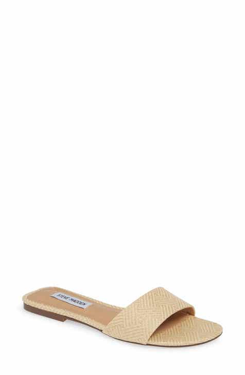02c1cfe54522 Steve Madden Bev Slide Sandal (Women)