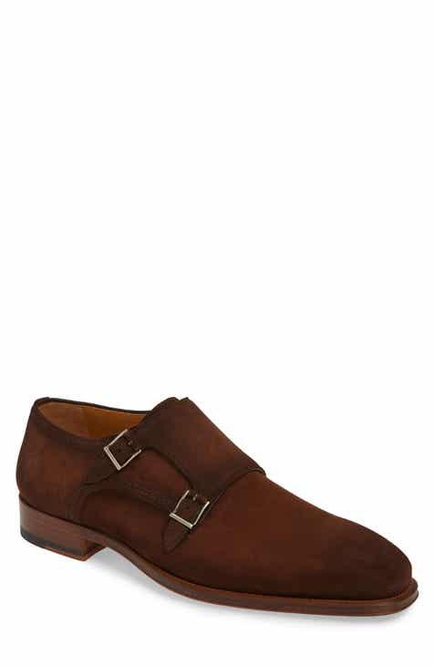 8894970c243 Magnanni Landon Double Strap Monk Shoe (Men)