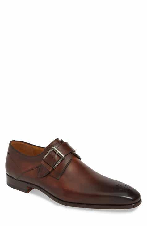 58dc8065fc9 Magnanni Stelvio Monk Strap Shoe (Men)