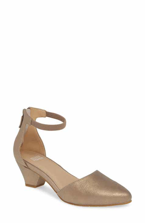 4d62e32a100 Eileen Fisher Just Ankle Strap Pump (Women)