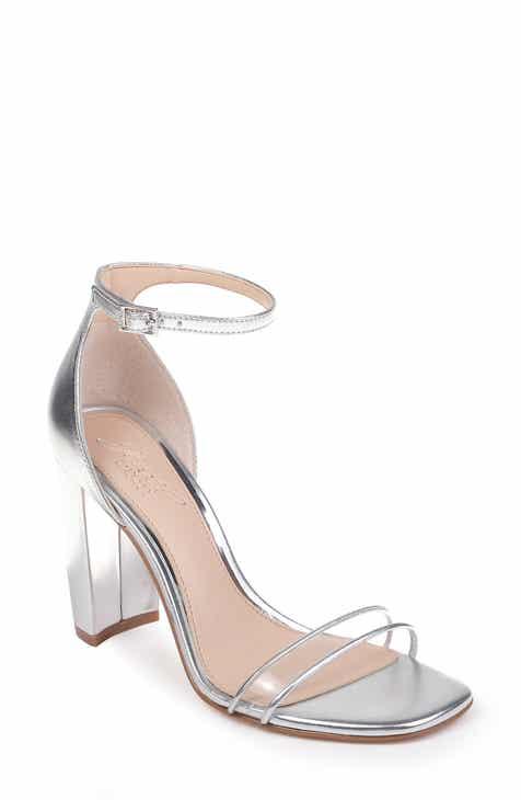 cf5aeba5001c silver heels