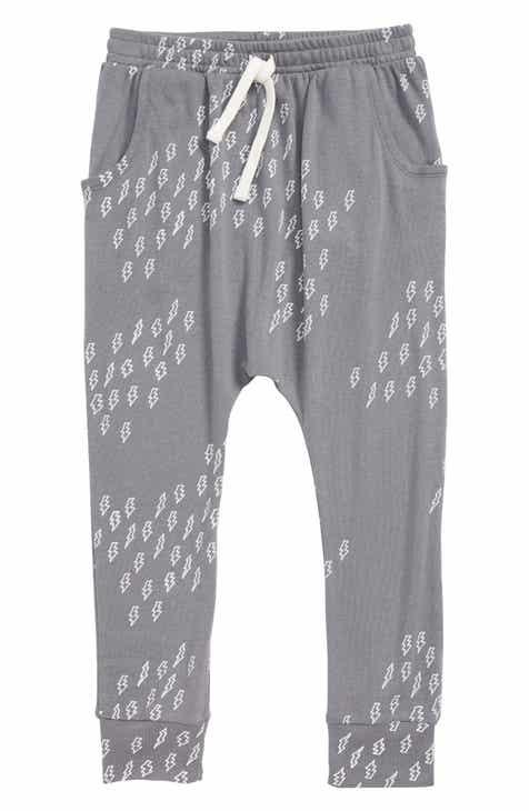 0482abc26f6 Stem Print Drop Jogger Pants (Toddler Boys