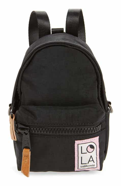 LOLA LODIS LOS ANGELES Stargazer Mini Convertible Backpack 1827a358bb