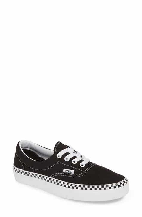 788e0fb11224de Vans New Era Checkerboard Foxing Sneaker (Women)