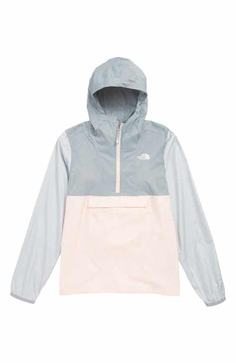 The North Face Wind   Water Resistant Hooded Fanorak (Big Girls).  59.00.  Product Image. PINK SALT eaaff804d