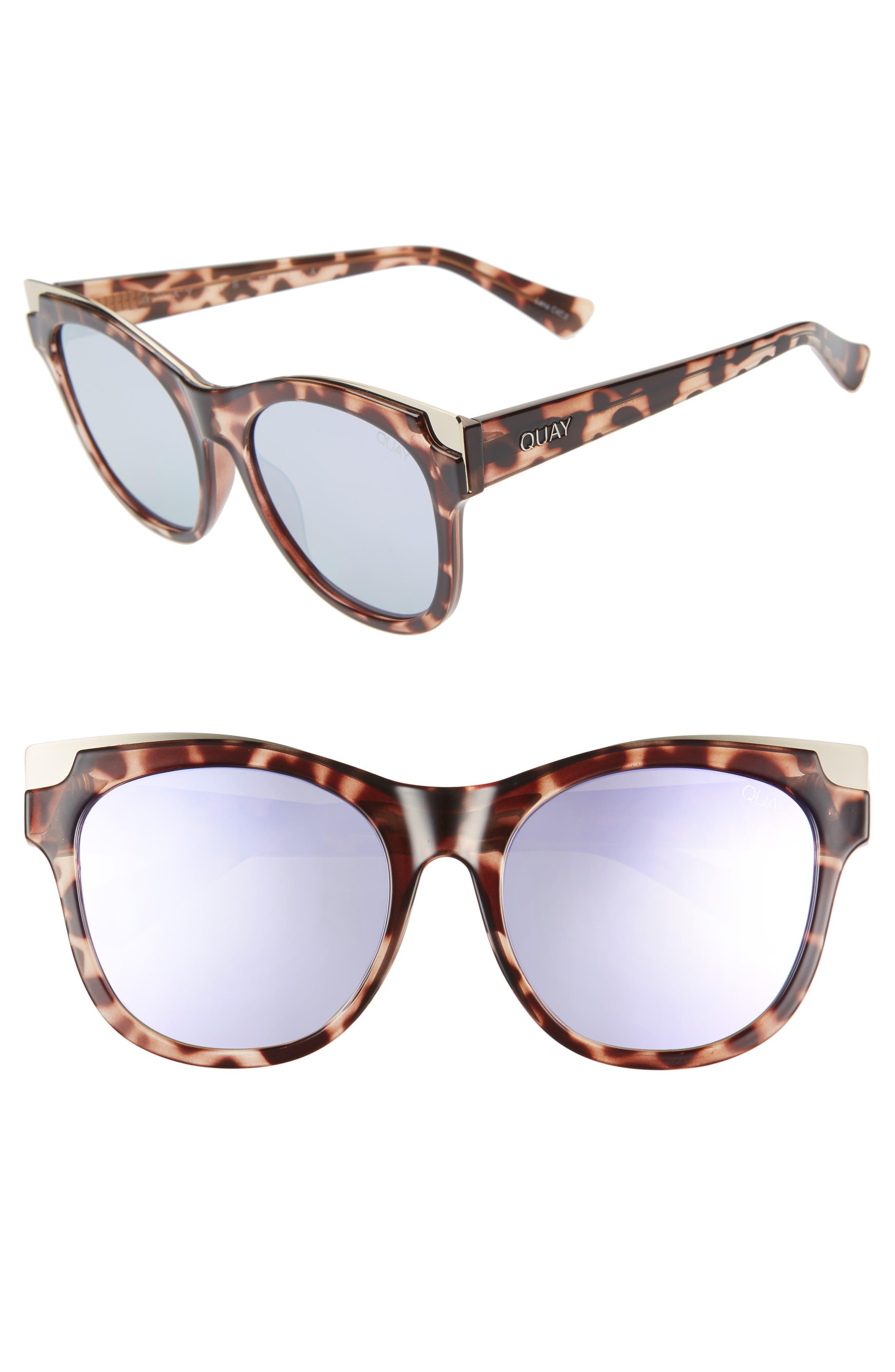 48627520d0dcc Women s Quay Australia Cat-Eye Sunglasses