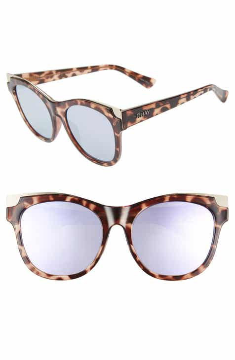 50ffff1eaa648 Quay Australia It s My Way 56mm Cat Eye Sunglasses