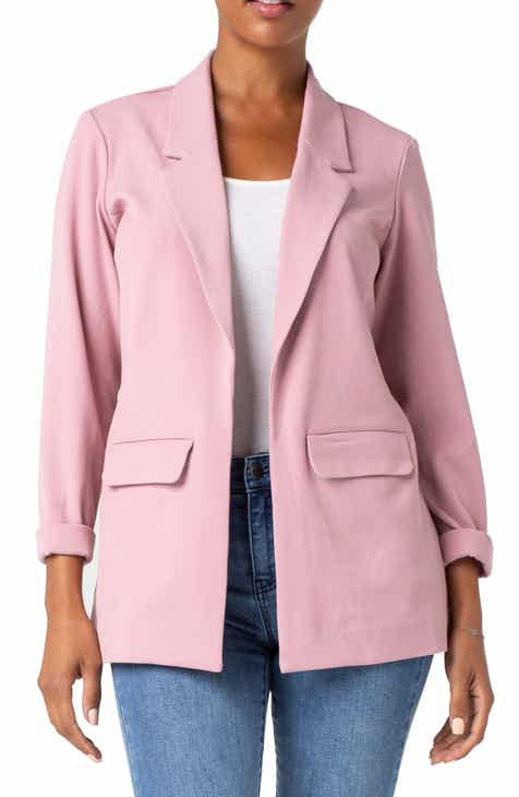 56b195996852 Women s Pink Coats   Jackets