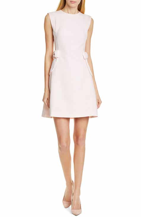 966ddf321f7a Ted Baker London Meline Side Bow Detail Dress
