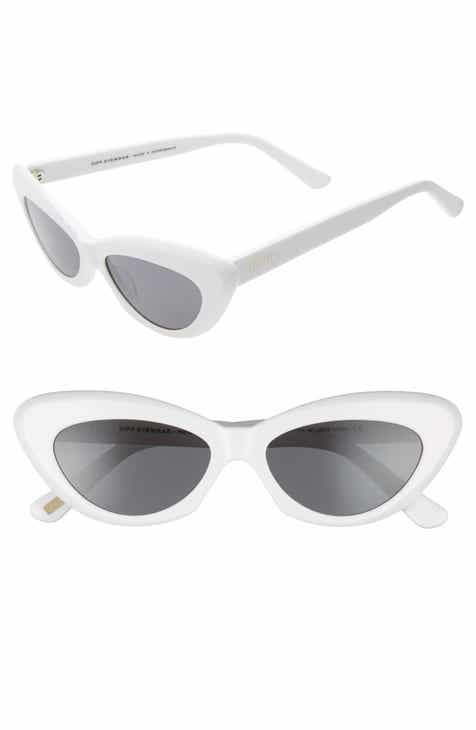 c29f3fc26a DIFF Cleo 48mm Cat Eye Sunglasses