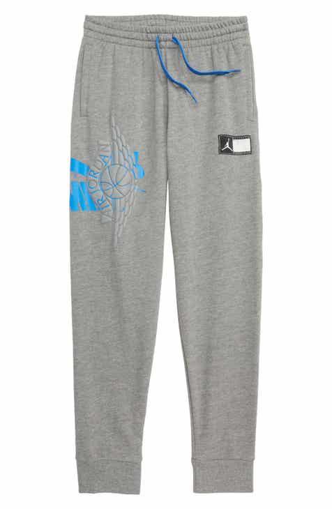 b5e832f3f938e6 Jordan Wings Futura Sweatpants (Big Boys)