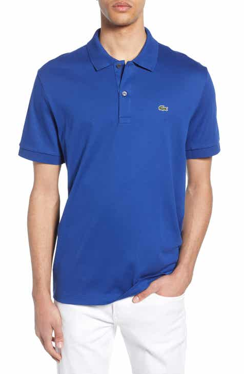 60e4c14afa58 Lacoste Jersey Interlock Regular Fit Polo