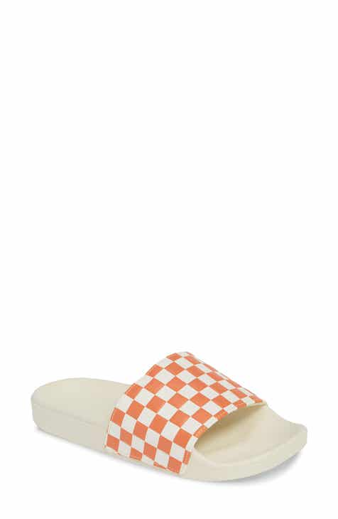 e41ac72c281 Vans Checkerboard Sport Slide (Women)