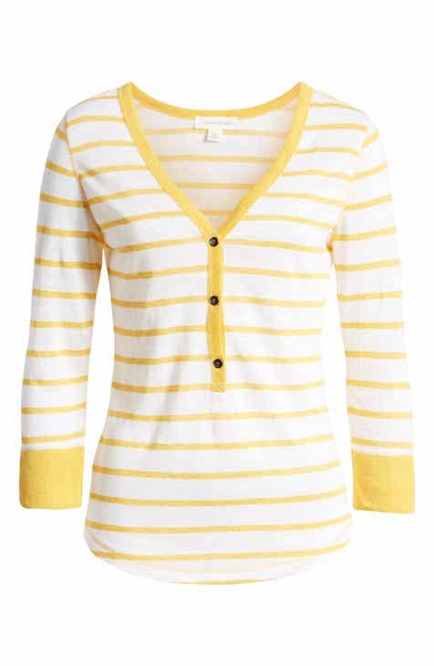 f721f53fef8ca Women s Yellow Tops