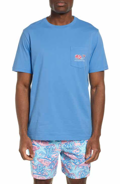 a80a37bf3c6b9e vineyard vines Swimming with Fish T-Shirt