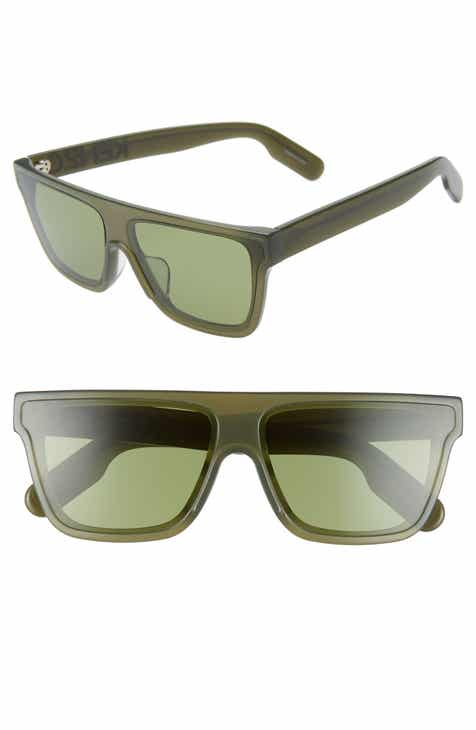 3bc7f1c999b KENZO 67mm Special Fit Oversize Flat Top Sunglasses