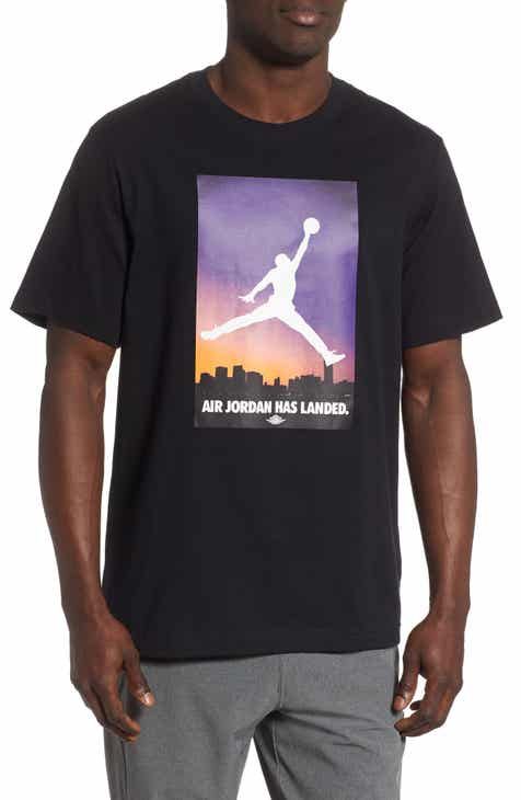 92740bba Jordan Landed Graphic T-Shirt
