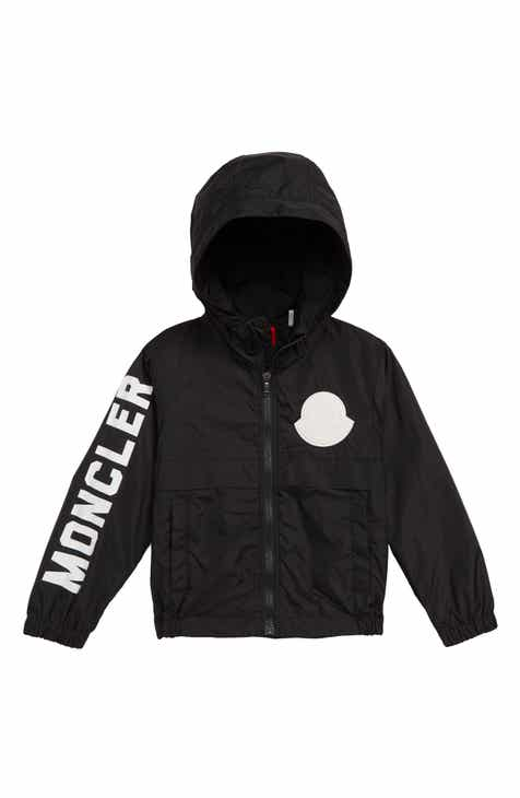 9c7b1d60de14 Moncler Saxophone Hooded Jacket (Little Girls   Big Girls)