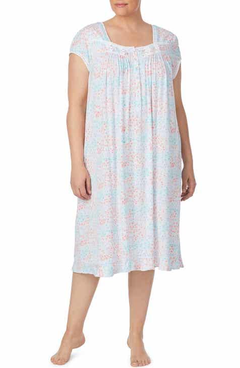 c2cee676042 Eileen West Waltz Nightgown (Plus Size)