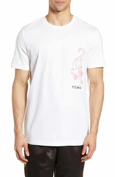 a54b995d4404 Men s PUMA T-Shirts   Tank Tops