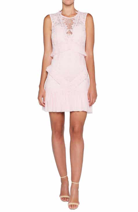 Bardot Francesca Lace Sheath Dress by BARDOT