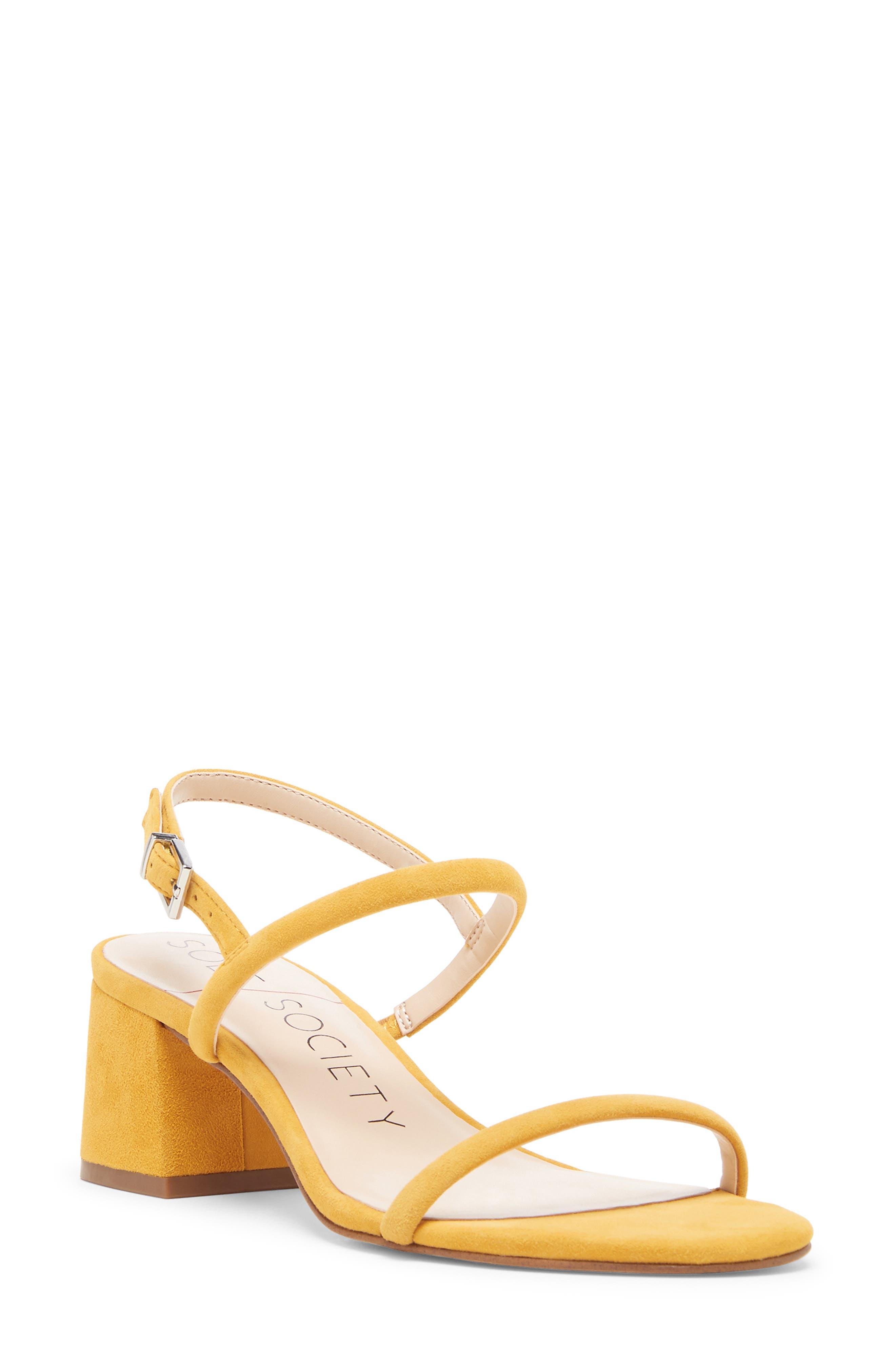 Sole Society Saunye Strappy Sandal Women Coupon