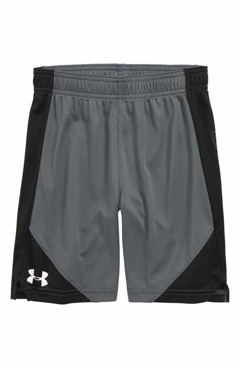 9f41feb364 Under Armour Side Swipe HeatGear® Shorts (Toddler Boys   Little Boys)