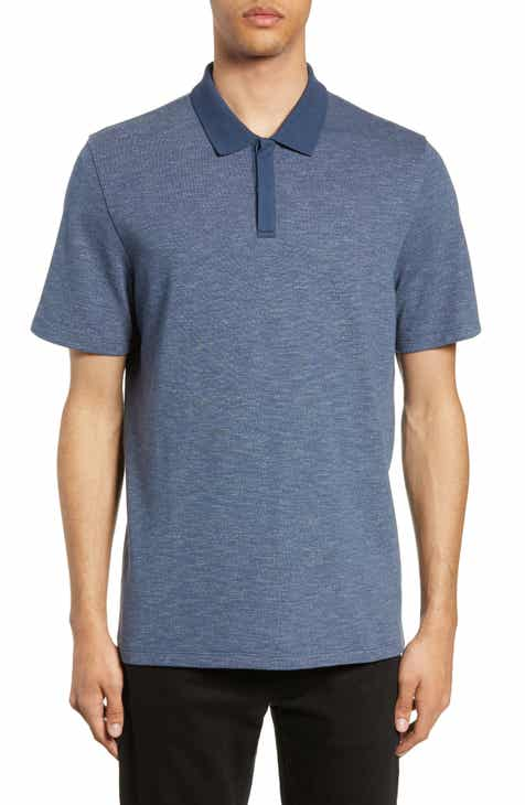 5293f39f Calibrate Mercerized Double Faced Jersey Polo
