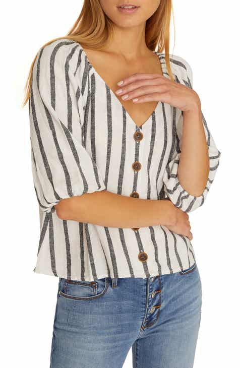 Sanctuary Stripe Top