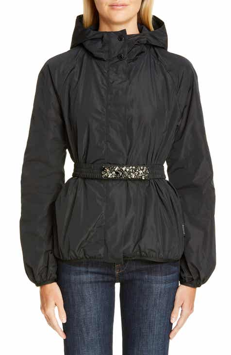 Cole Haan Signature Packable Rain Jacket with Removable Hood by COLE HAAN SIGNATURE