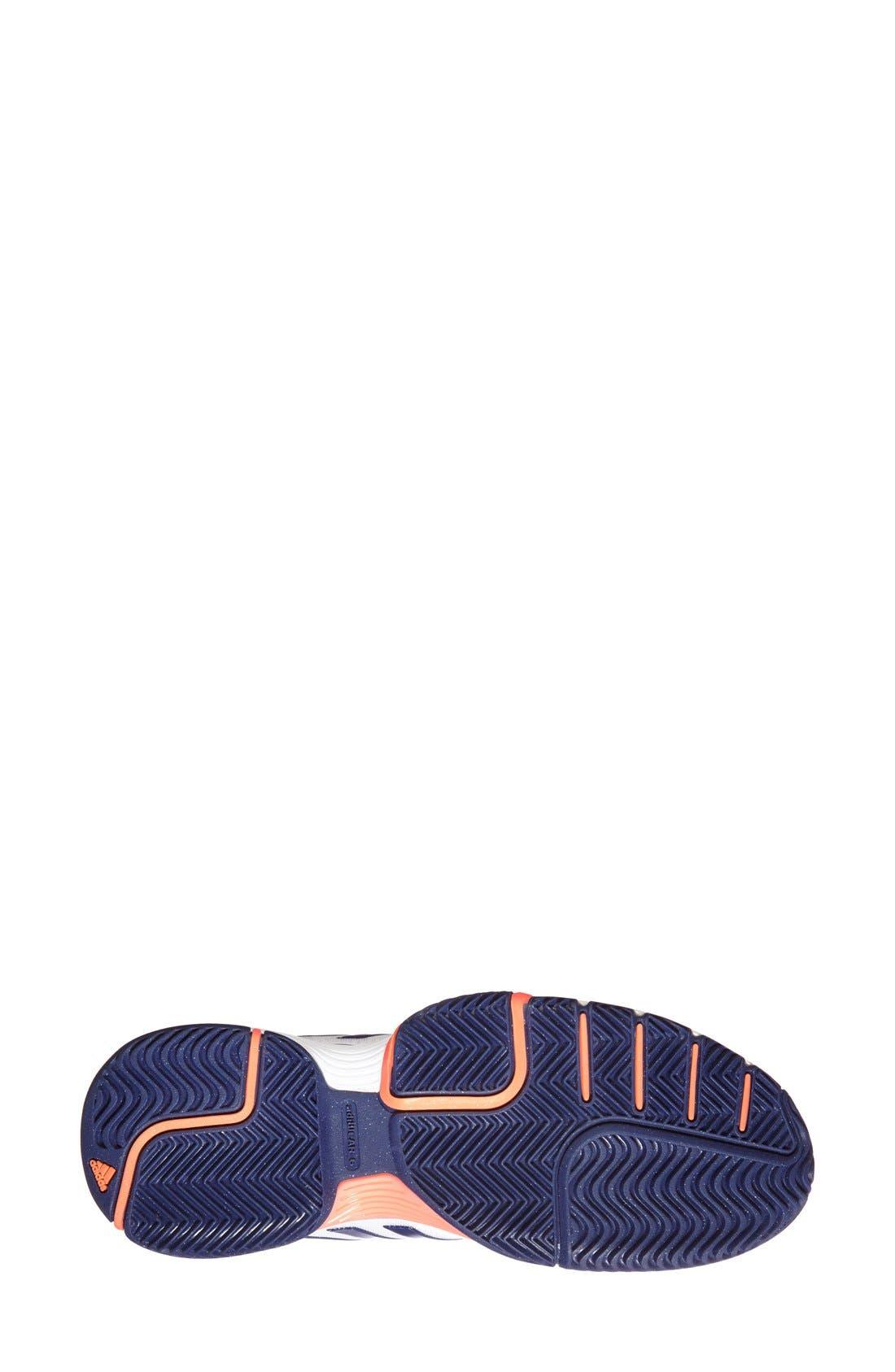Alternate Image 4  - adidas 'adiPower Barricade Team 4' Tennis Shoe (Women)