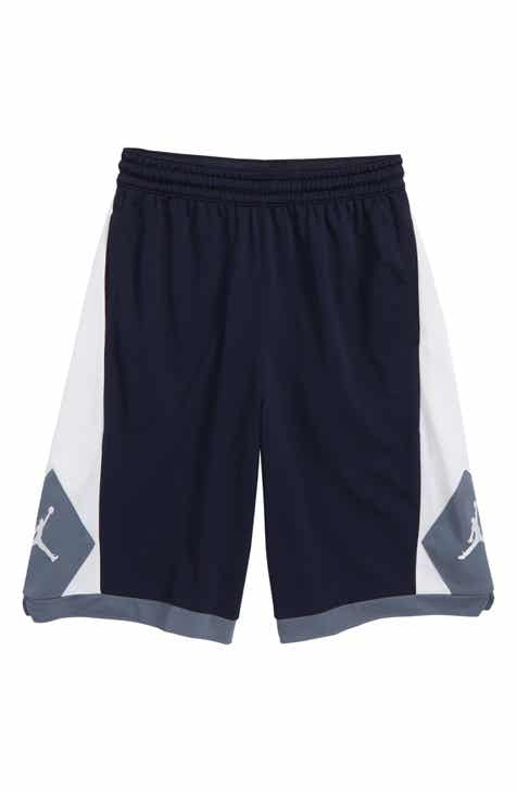 9e17d7df343de6 Jordan Authentic Triangle Shorts (Big Boys)