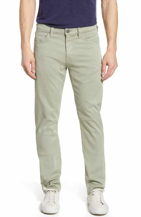 34 Heritage Courage Straight Leg Jeans (Sage Soft Touch)