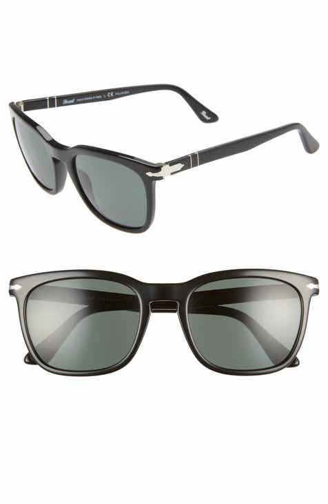 dbce2a1e053d8 Persol 55mm Polarized Square Sunglasses