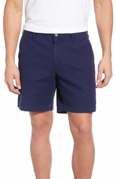7ddee4b2b Peter Millar Cotton Canvas Shorts