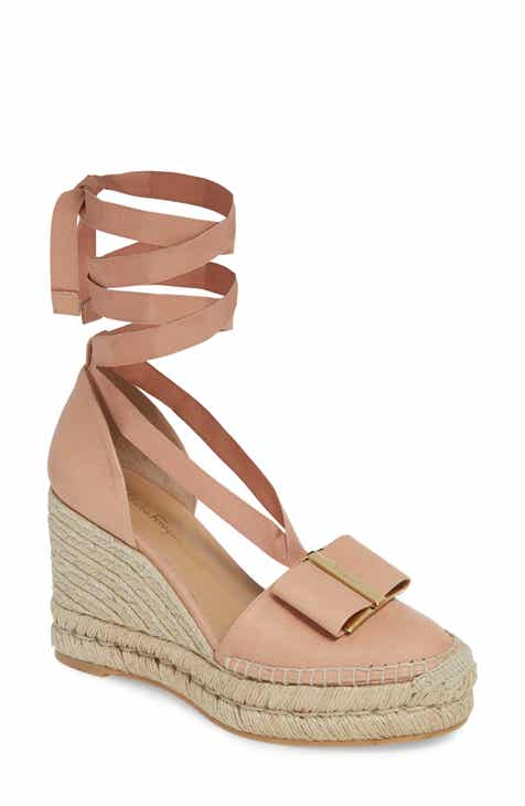 14fb2e4ef Salvatore Ferragamo Geranio Espadrille Wedge (Women)