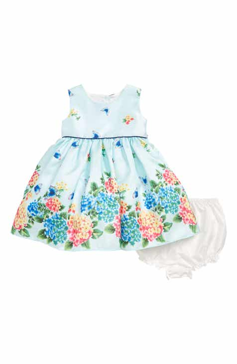9a8b740f782c Frais Border Garden Fit   Flare Dress (Baby)