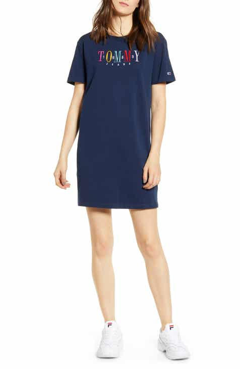 TOMMY JEANS 1985 Graphic T-Shirt Dress by TOMMY JEANS