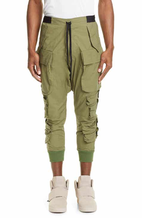 3d71335e2303 UNRAVEL PROJECT Cotton Cargo Jogger Pants