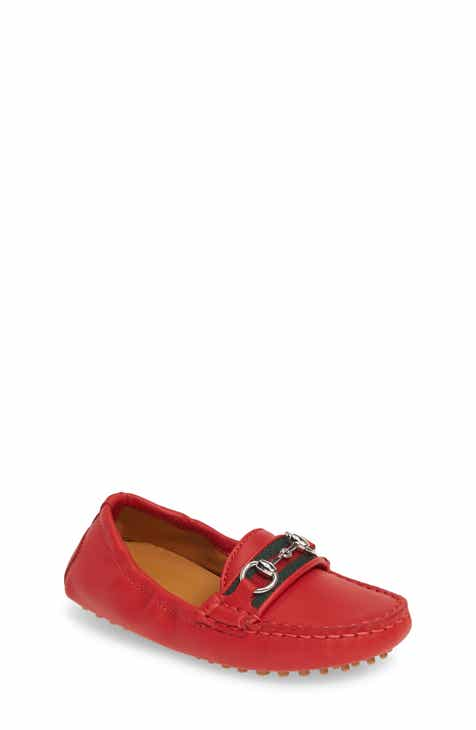 a2fcbbe116a Gucci Bit Loafer (Toddler   Little Kid)