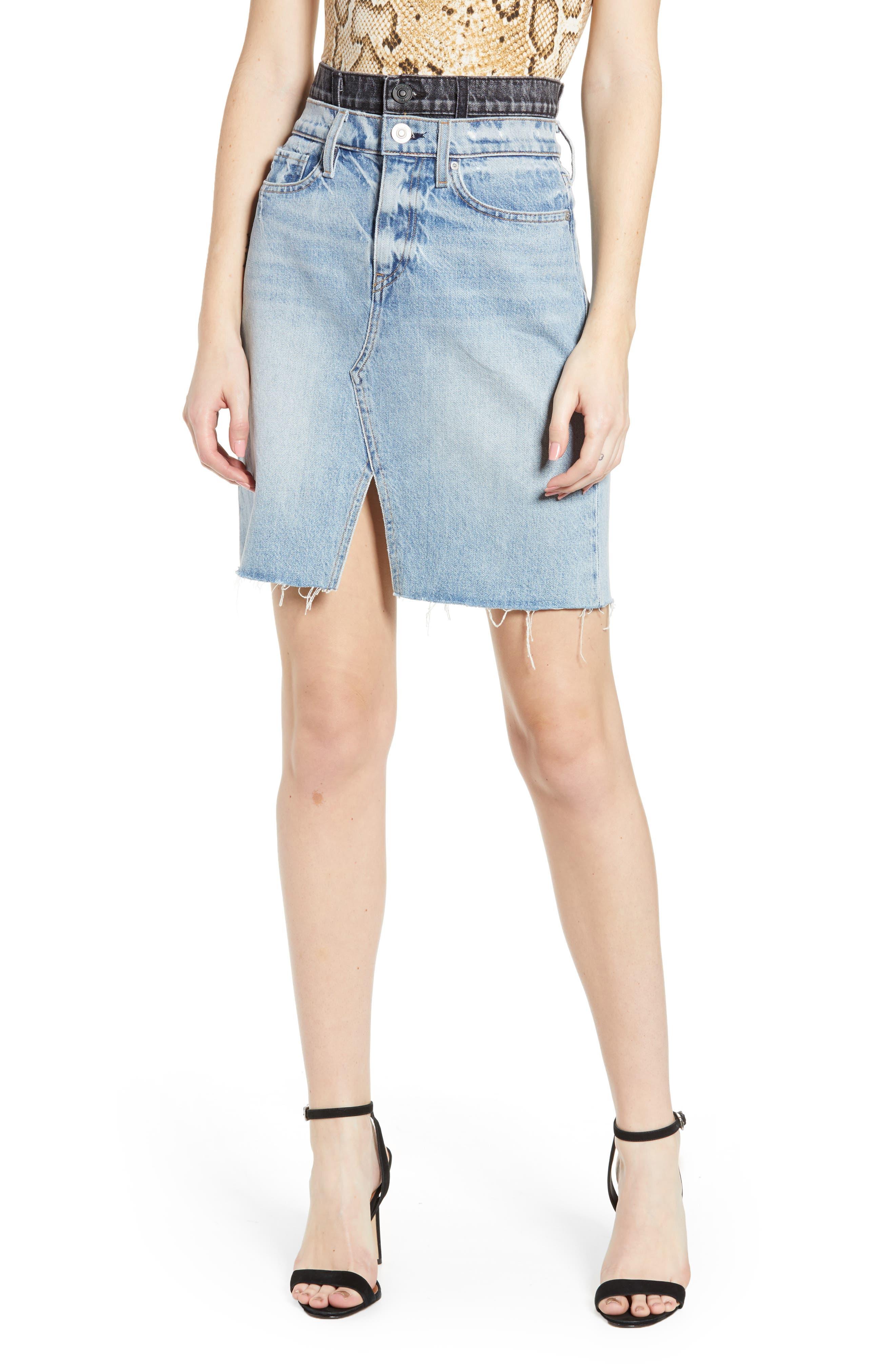 6e5c92326 Women's Hudson Jeans Skirts | Nordstrom