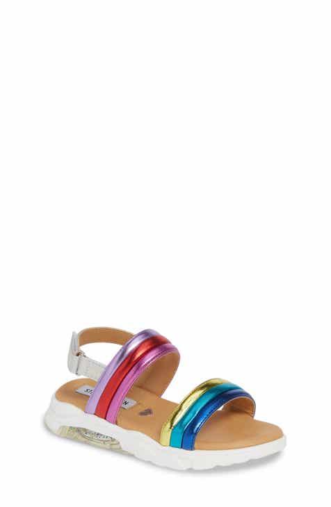 3eb1981746fa Steve Madden JRein Color Shimmer Sandal (Little Kid   Big Kid)